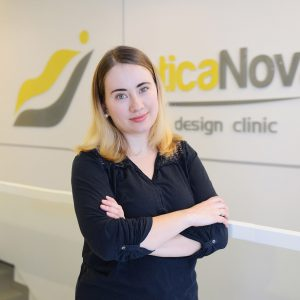Liudmyla Stolbova- asystentka stomatologiczna-min