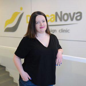 Monika Wieczorek- lekarz dentysta